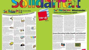 Infografik aus dem Landesfachbereich 3 Bayern